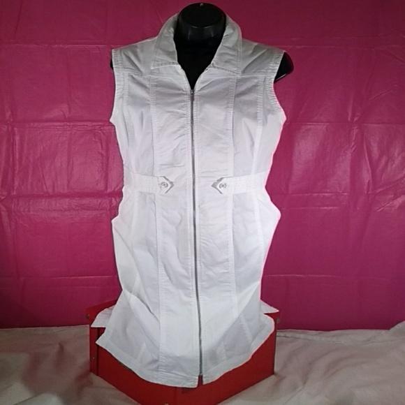 Peck & Peck Dresses & Skirts - Peck & Peck Weekend White Dress